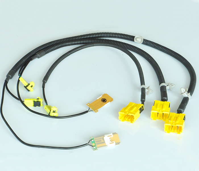 Airbag wire harness