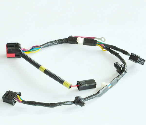 本溪Car steering wheel, horn harness