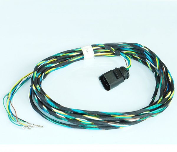 营口Car lighting system wire harness