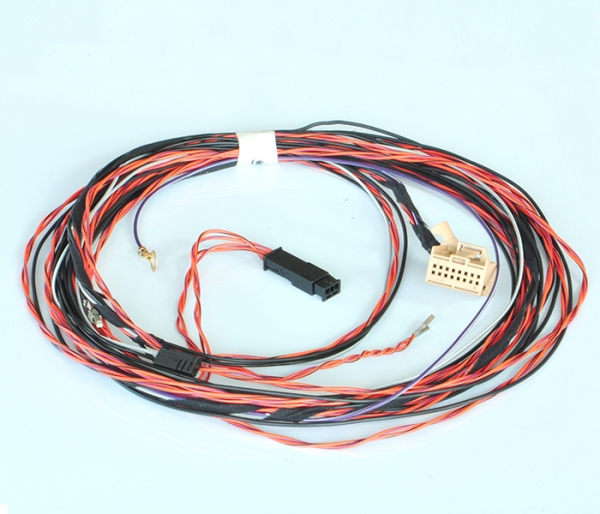 吉林Car lighting system wire harness
